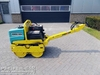 Ammann AR65, Double Drum Vibration. Walzen