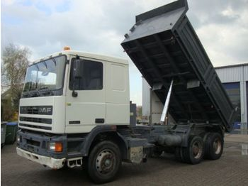 DAF 95-360 6x4steel springs LKW Kipper : Bild 1