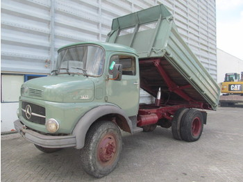 Kipper Mercedes-Benz 1413 4X4 TIPPER FULL STEEL