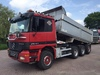Mercedes-Benz Actros 2643 - Kipper