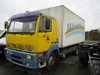 Steyr 11S14 4x2 Koffer mit Ladebordwand, Manual - Koffer LKW
