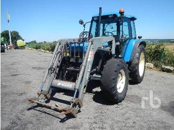 Radtraktor NEW HOLLAND 7740 4WD Agricultural Tractor