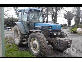 Radtraktor NEW HOLLAND 8340 4WD Agricultural Tractor
