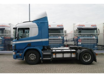 Sattelzugmaschine Scania 114 L/340 MANUAL GEARBOX