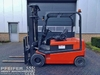 Nissan G002L30CU, Electric, Triplex, Freelift, Side-Shift. Gabelstapler