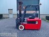 Nissan GN01L18HQ, Electric, Freelift, Side-Shift, Triplex. Gabelstapler