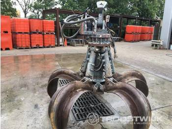 Fabelhaft Sortiergreifer MS 10 Bagger 12-19 Tonnen Abbruch Greifer gebraucht @MD_58
