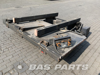 DHOLLANDIA Tail lift DHOLLANDIA D'Hollandia  DHSSUR80 - Ladebordwand