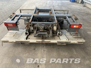 DHOLLANDIA Tail lift DHOLLANDIA MBB-Palfinger - Ladebordwand
