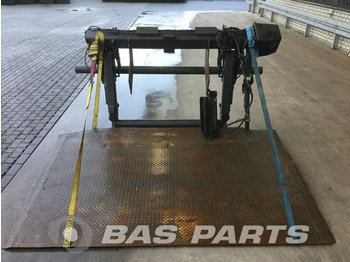 Tail lift  Erhel Hydris  Classic 2000 - Ladebordwand