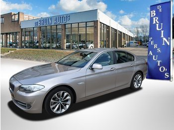 BMW 5 Serie 528i High Executive Navi Xenon Adaptive cruisecontrol Clima PDC - PKW