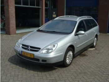 Citroen C5, BREAK 2.0I 16V AUTOMAAT DIFFERENCE - PKW