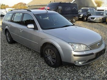 PKW FORD Mondeo 2,0 145 Trend stc