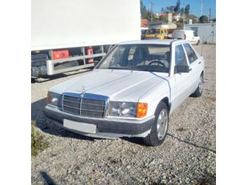 MERCEDES-BENZ 190D 2.0 diesel left hand drive 5 speed manual - PKW