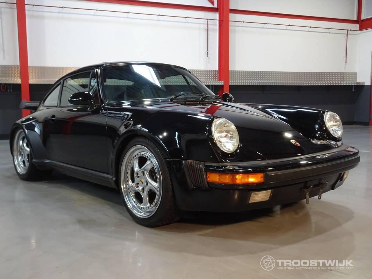 Porsche Porsche 930 Turbo Sunroof Coupe 3 0l 930 Turbo Sunroof