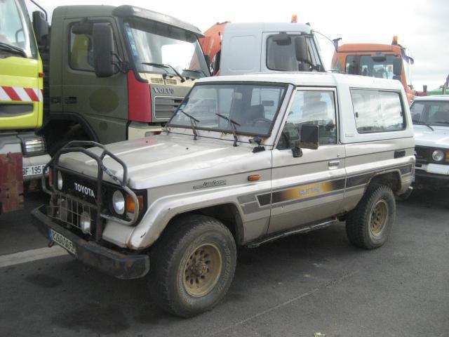 PKW Toyota Land Cruiser