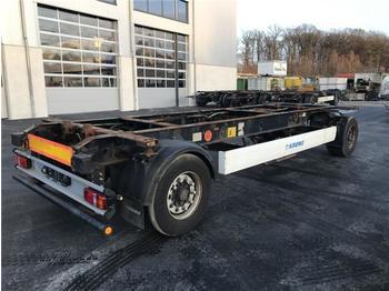 Container/ Wechselfahrgestell Anhänger  Krone - 2 ACHS ANHÄNGER Jumbo Lafette mehrfach vorhanden