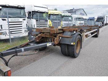 Fahrgestell Anhänger Lagab 5520 2 TL L