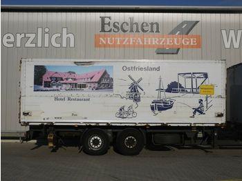 Getränkeaufbau Anhänger Ackermann Z-PA-F18 Tandem Ewers Getränkekoffer