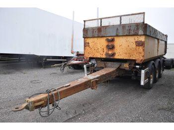 Kipper Anhänger  HLM SLÄP 3 Jigg, nybesiktad