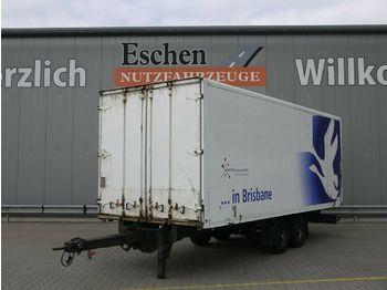 Koffer Anhänger Ackermann Z-KA-F 10.0/7.0E Koffer*Durchlader*Trommel*Luft