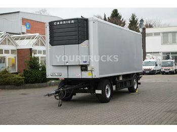 Kühlkoffer Anhänger Ackermann Carrier Maxima 1000/ Strom/ Rolltor/ LBW