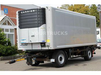 Kühlkoffer Anhänger Ackermann Carrier Maxima 1000/Strom/Rolltor/LBW/1.660h