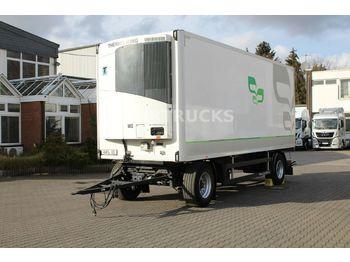 Kühlkoffer Anhänger Lamberet Thermo King SLXe 100/2,6h/Strom/Tür/SAF