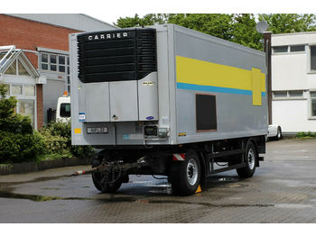 Kühlkoffer Anhänger ROHR Carrier Maxima 1000/Strom/Rolltor/LBW/Nur 1.500h