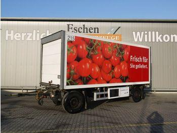 Kühlkoffer Anhänger Schmitz Cargobull AK018, Carrier Supra850, 2Verdampfer,Diesel/Netz