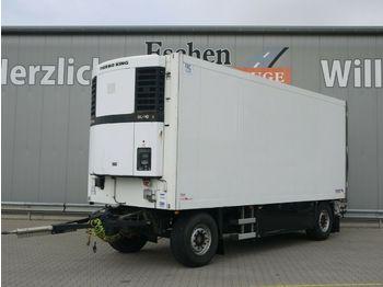 Kühlkoffer Anhänger Schmitz Cargobull K018 Kühler*ThermoKing-SL100e*Rohrbahnen*Fleisch