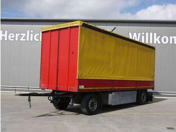 Plane Anhänger Schmitz Cargobull AFG 18 Anhänger*Durchlade-Palettenkasten*Edscha