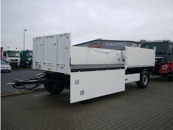 Pritschenanhänger/ Plattformanhänger Krone AZP18  Baustoff *1x verfügbar*, 6,90m innen, BPW
