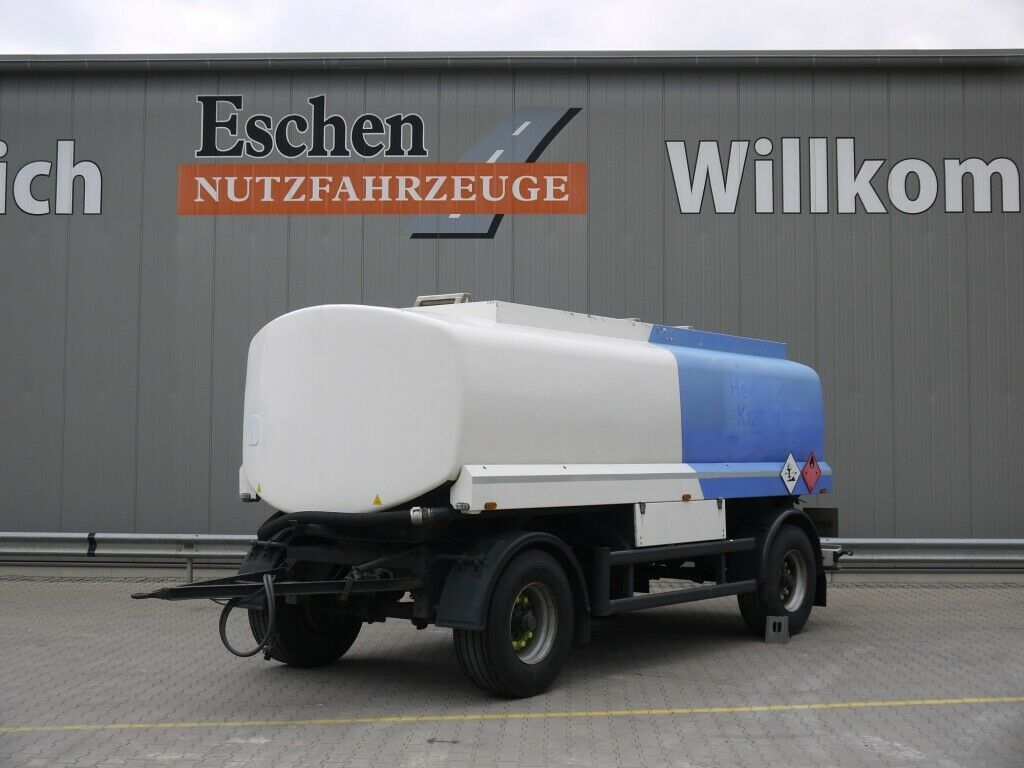 Tank Anhänger LMS TA 18/2 A3 Tankanhänger*18.080ltr.*3 Kammern