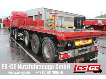 Container/ Wechselfahrgestell Auflieger ES-GE 3-Achs-Containerchassis