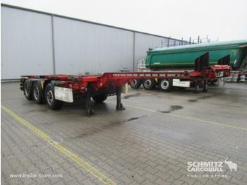 Container/ Wechselfahrgestell Auflieger KRONE Auflieger Containerfahrgestell Slider