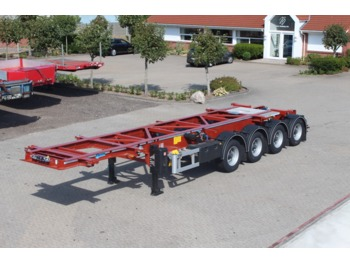 LAG 30'/20' container - Container/ Wechselfahrgestell Auflieger