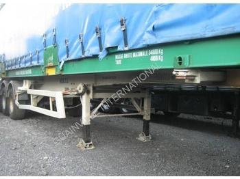 Container/ Wechselfahrgestell Auflieger Samro
