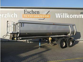 Kipper Auflieger Carnehl CHKS/HH, 25 m³ Stahl/Hardox, Plane, Schütte, SAF
