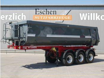 Kipper Auflieger Carnehl CHKS/HH, 28m³ Hardox,Alu-Felgen, Rollplane, BPW