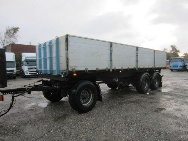 Div Dapa 3 Akslet Tip Tipper Kipper Auflieger Gebraucht Kaufen Baujahr 2008 Bei Truck1 1274694