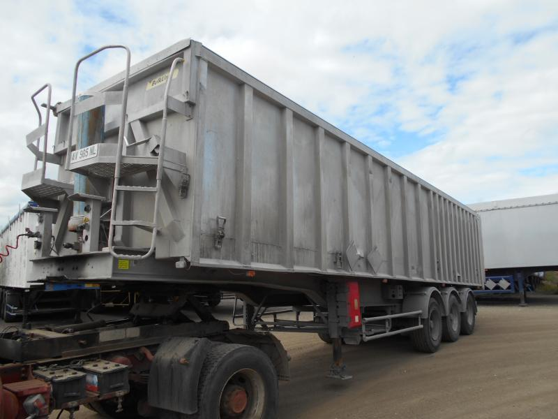 Kipper Auflieger General Trailers