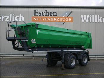 Kipper Auflieger Kempf SKM 31/2 SR,21m³ Hardox, Luft/Lift, Podest,Plane