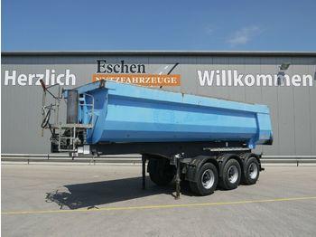 Kipper Auflieger Langendorf SKSHS 24/28, 24 m³ Hardox, Luft/Lift, BPW