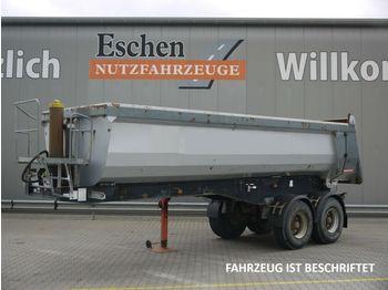 Kipper Auflieger Langendorf SKS-HS 18/27, 22 m³, BPW, Luft, Podest, Trommel