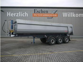 Kipper Auflieger Langendorf SKS-HS 24/28, 27 m³ Stahl, Plane, Luft/Lift, SAF