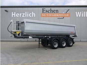 Kipper Auflieger Langendorf SKS-HS 24/30, 26m³ Stahl, Podest, Luft/Lift, BPW