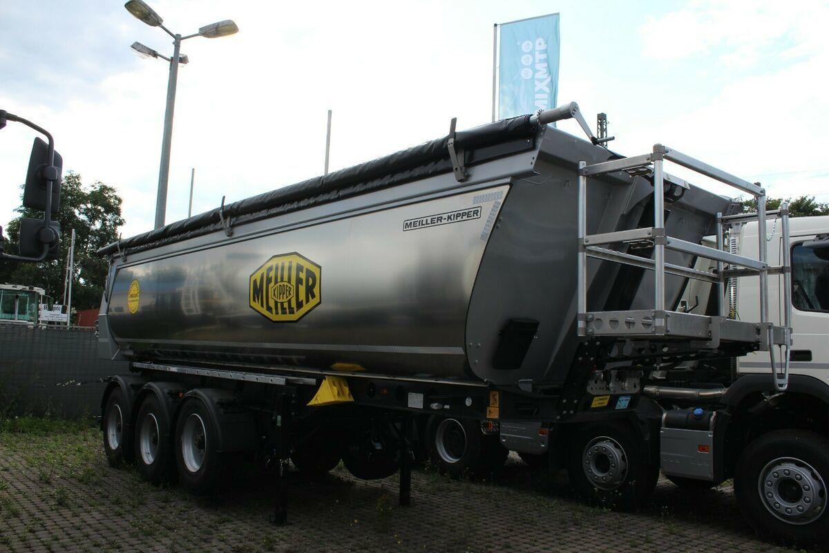 Kipper Auflieger Meiller MHPS 44.3-N  Thermo  25m³