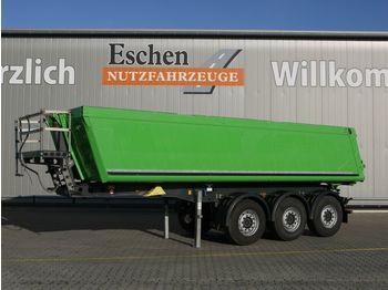 Kipper Auflieger Schmitz Cargobull SGF S3, 23 m³ Alumulde, Luft/Lift, Rollplane