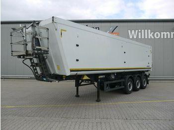 Kipper Auflieger Schmitz Cargobull SGF S3 45m³Alu*Luft/Lift*Pendelklappe*Getreide